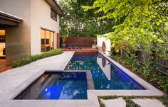Cooloongatta Road C.O.S Design Outdoor pool