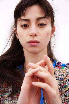 Ayami Nakajo, national treasure of Japan, talks metamorphosing from supermodel to acclaimed actress.