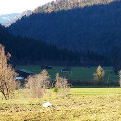 Das schöne Hagertal (Kaiserwinkl) - Kössen Hagertal Geocaching, Rafting, Country Roads, Mountains, Nature, Travel, Fly Fishing, Canoe, Horseback Riding