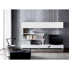 Banc meuble tv design Standard L ACHATDESIGN   La Redoute Mobile