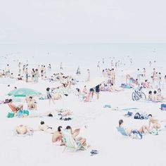 Cagliari Blue Rectangle by Massimo Vitali image 2