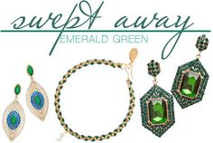 Emerald City     Sale ends 03/21     Between crowning Emerald the Pantone color of the year, gearing up for St. Patrick's Day, and returning to Oz, we're seeing the world through green-tinted glasses. Whether color-blocked or left to shine on its own, Emerald is truly the hue du jour. SALE ENDS 03/21