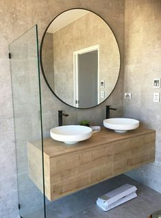Bathroom Red, Ensuite Bathrooms, Bathroom Toilets, Laundry In Bathroom, Bathroom Renovations, Bathroom Storage, Small Bathroom, Colorful Bathroom, Rental Bathroom