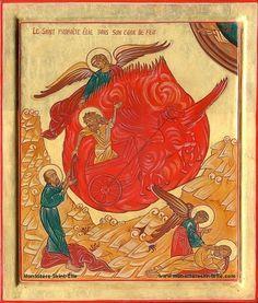 Ascension of the Holy Prophet Elijah