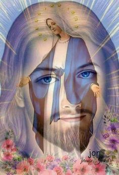 Good morning friends have a nice day. Mary Jesus Mother, Blessed Mother Mary, Mary And Jesus, Blessed Virgin Mary, Jesus And Mary Pictures, Pictures Of Jesus Christ, Religious Pictures, Religious Art, Images Du Christ