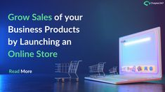 Grow sales of your business products by launching an online store. You need to choose the secure and multi-functional web application development services to build your online store offer by Chapter247 to present your business online more effectively. Web Application Development, Software Development, Business Products, Online Business, Mobile Responsive, Brick And Mortar, Ecommerce, Scale