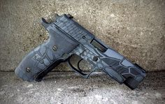 attacktics:    SIG Sauer P226Loading that magazine is a pain! Excellent loader available for your handgun Get your Magazine speedloader today! http://www.amazon.com/shops/raeind