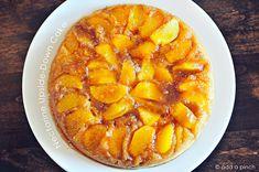 Recipes nectarines cake