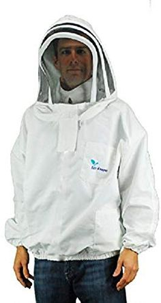 Professional-grade Bee keeping Suit jacket - Round Style Jacket - 3XL Size