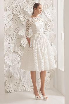 Robe de mariée Neri : La collection 2017 de Rosa Clará dévoilée - Journal des…