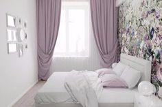 Small room bit its look like luxurious room. Small Room Bedroom, Bedroom Colors, Home Bedroom, Bedroom Decor, Bedrooms, Interior Design Living Room, Living Room Designs, Living Room Decor, Rideaux Design