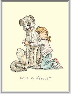 Love is Forever - Anita Jeram