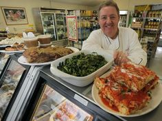 In 2012, Anthony Stella purchased the former Pagano Italian market near Chadds Ford, Pa. Stella is closing the business, now called called Chef Anthony's Italian Market, this Sunday. (Photo: JENNIFER CORBETT/THE NEWS JOURNAL)