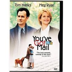 You've Got Mail - I absolutely love this movie and every time I watch it I vow to dress better and cut my hair short again.