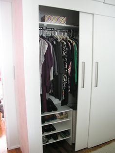 Make a built-in closet