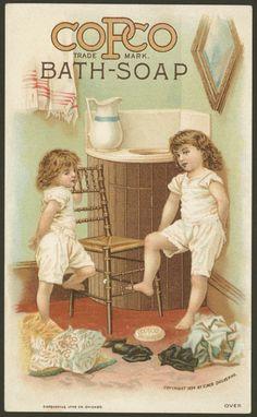 Copco bath soap