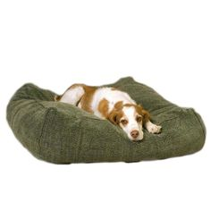 """K&H Pet Products Cuddle Cube Large Green 32"""" x 32"""" x 12"""""""
