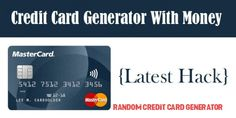 How To Leave Random Credit Card Generator Without Being Noticed Visa Card Numbers, Mastercard Gift Card, Credit Card Hacks, American Express Credit Card, Watch Master, Credit Card Statement, Business Credit Cards, Free Credit