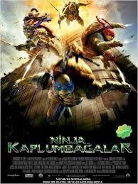 Ninja Kaplumbağalar İzle