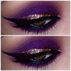 jennivae #cosmetics #makeup #eye