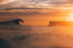 Golden hour New York. Photo: @mattclarkphotography #fstop | @quiksilver