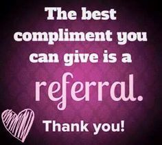 Look at God! I'm SO thankful for ALL the referrals my loyal customers have provided. I just want you all to know I appreciate EVERYTHING you do to help me. Referrals are what help my business grow. Mike Young, Younique Presenter, Customer Appreciation, Pure Romance, Pampered Chef, Thirty One, Business Quotes, Business Ideas, Rodan And Fields