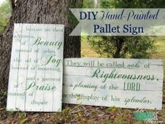 Love these beautiful, hand-crafted signs!! Great Christmas gifts! by elena