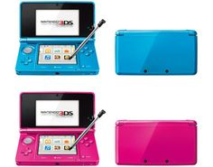 Nintendo debuts new 3DS variants in spicy summer colors