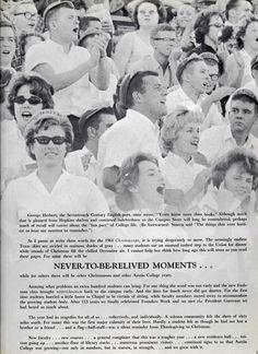 Austin College- 1964 Chromascope Article