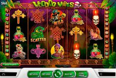 Voodoo Vibes Video Slot Review, read it today!