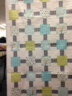 Baltimore Modern Quilt Guild. I've got some fabric in mind for this pattern.
