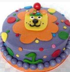 Eğlenceli pastalar :)