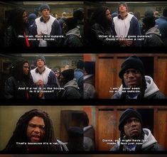 mouse in the house, rat in the out Scary Movie 3, Scary Funny, Funny Cute, Movie Tv, Hilarious, Kevin Hart What Now, Kevin Hart Meme, Film Quotes, Humor