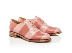 Amantes del estilo Oxford os presento: The Office Of Angela Scott. Marca de lujo de zapatos hechos a mano de forma artesanal en Portugal y venta en Estados Unidos