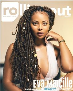 So this happened!!!! My @rollingout cover is out! Thank you  @eyecandycreationsllc  @dewaynerogers  Hair : @Osx_mrhands Makeup: @fantasyfaces Wardrobe : @seannita  Creative Direction : @mrwestmrfresh