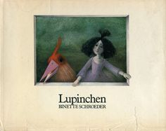 Lupinchen - Binette Schroeder - Front Cover | Published by Macdonald, London, 1970