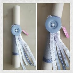 Handicraft, Diy And Crafts, Easter Ideas, Easter Candle, Candles, Easter, School, Craft, Gift Crafts