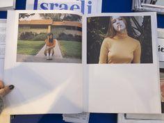Dafy Hagai, Israeli girls. Foto: Andrea Gamst, from Offprint Paris