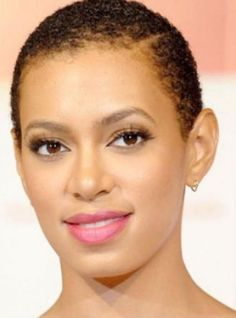 NATURAL SHORT HAIRSTYLES FOR BLACK WOMEN