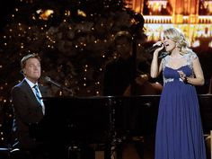 Carrie Underwood, Bono on Michael W. Smith Christmas Album : People.com