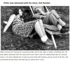 Strange But True Facts About Adolf Hitler (13 pics)