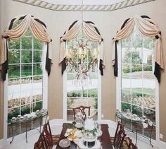 Window Treatments | Curtains, Draperies And Other Window Treatment Ideas