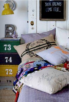 Pillow Hunt.