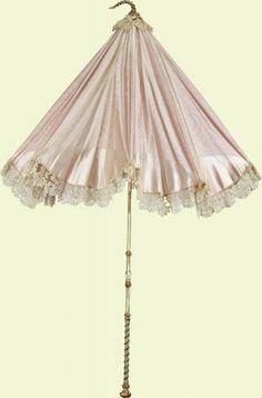 Parasol with Presentation Case 1851