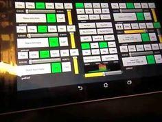 LIve Touch XJ Android DJ APP LPF + Reverse + BPM change + Echo