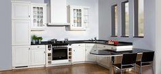 Landhausküchen in weiß