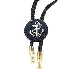 Navy style Mens Bolo Tie Bow Tie Necktie Clothing Accessories,Blue Shopping New World Bolo Tie http://www.amazon.com/dp/B00YU4BBAU/ref=cm_sw_r_pi_dp_Se.5wb0M2513Q