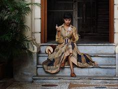 skirt Kanika, Mumbai « The Sartorialist