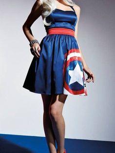 super hero dress