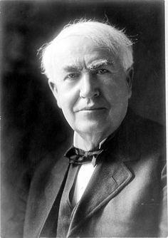 Famous Last Words: Thomas Edison